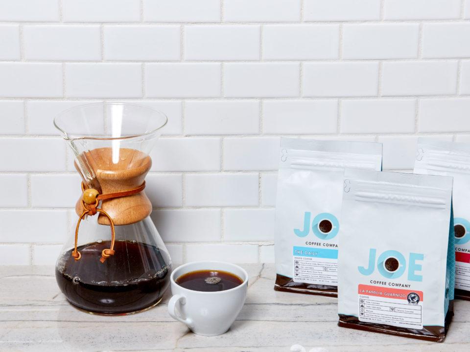 chemex, coffee, coffee bags