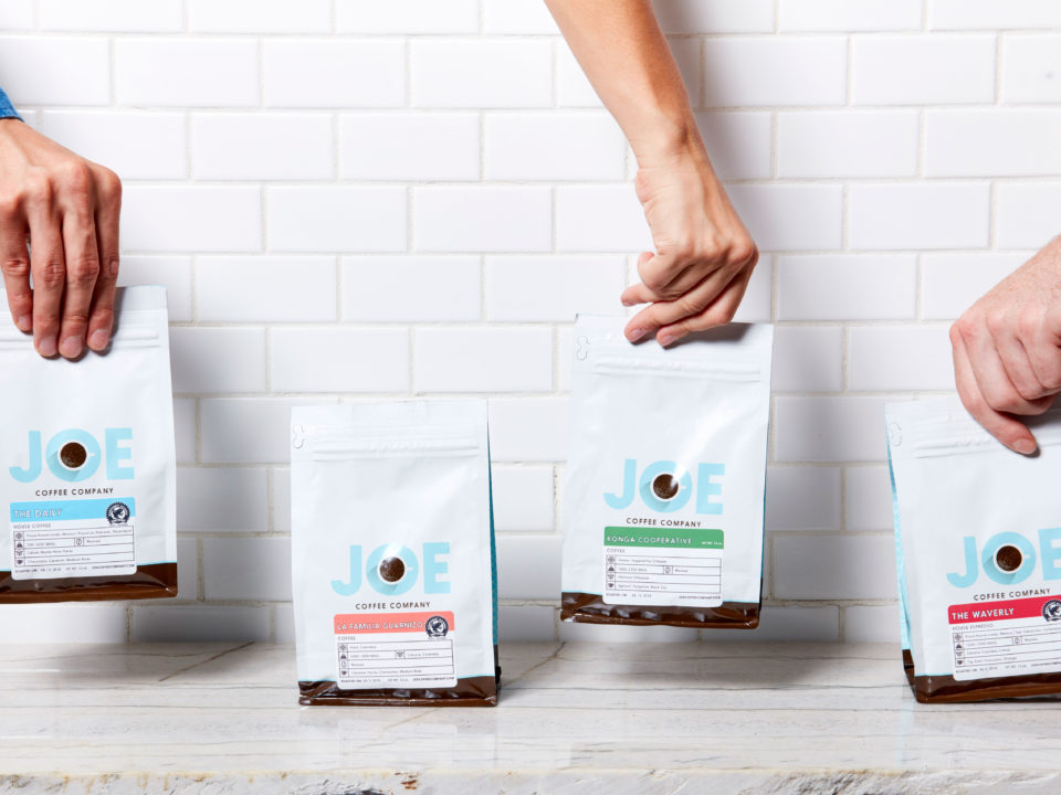 Joe Coffee Become a Wholesale Partner