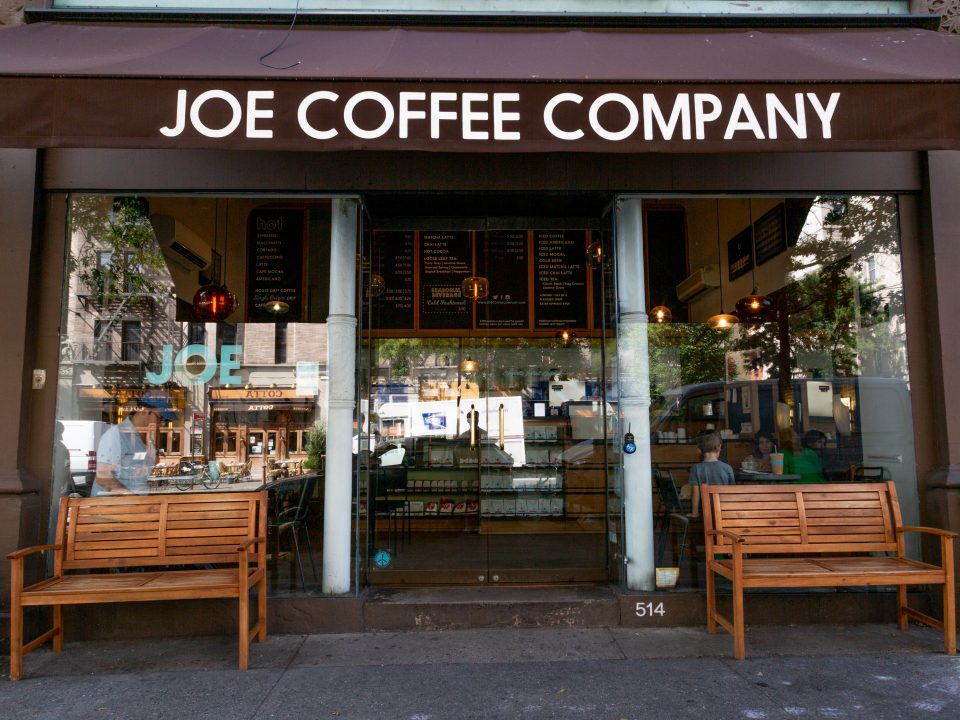 Joe Coffee UWS Facade