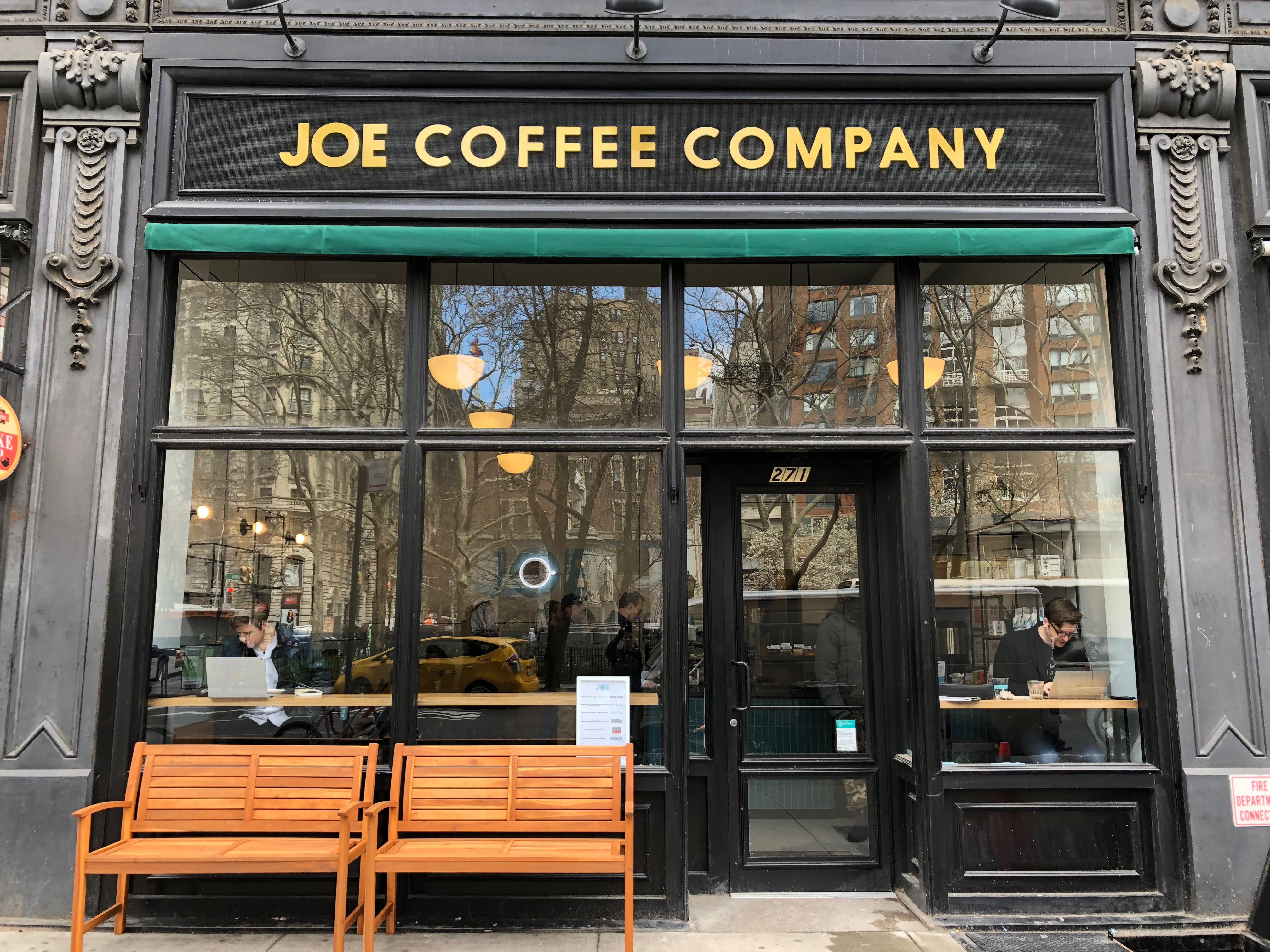 W 73rd & Amsterdam – Joe Coffee Company