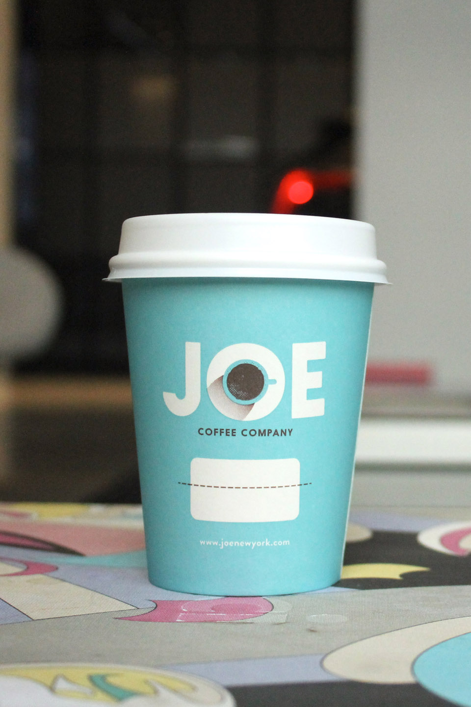 Joe Coffee Cup