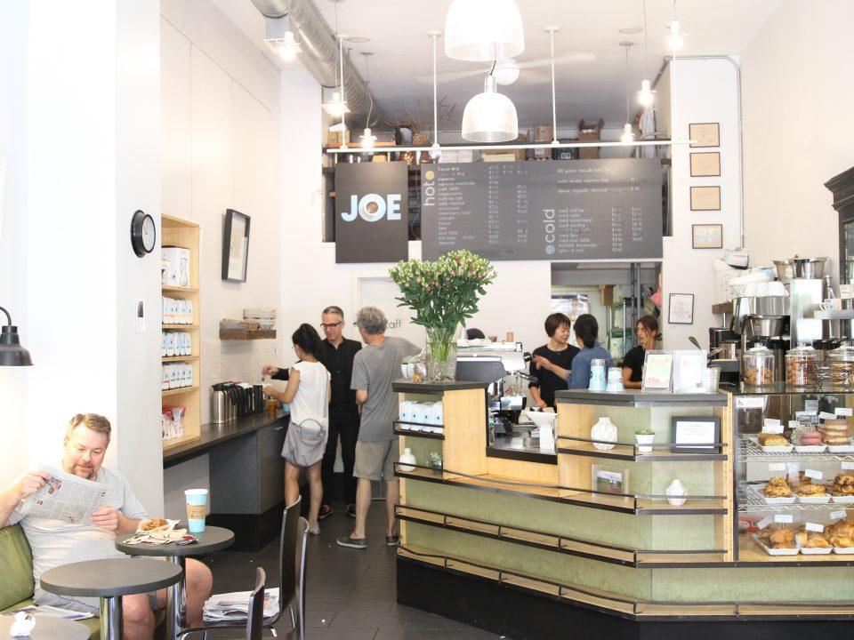 Joe Coffee Chelsea