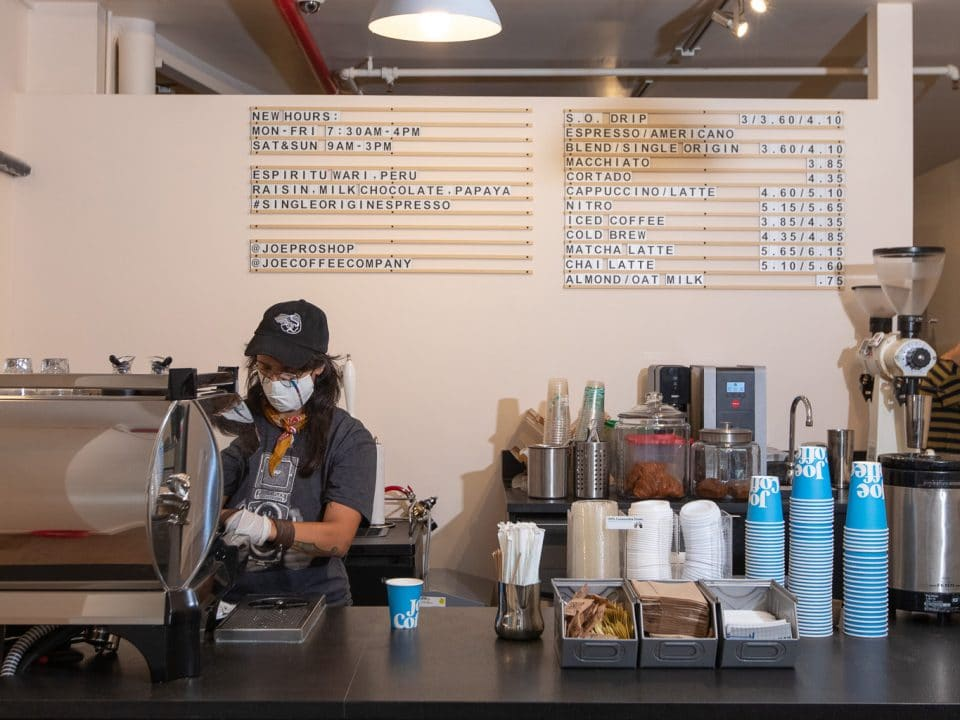 Joe Coffee Pro Shop
