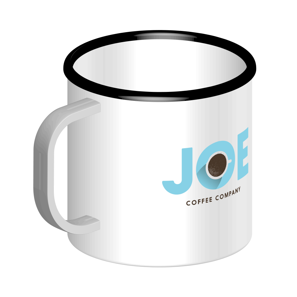 Joe coffee camper mug