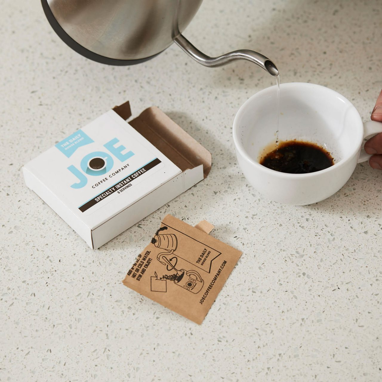 Specialty Instant Coffee