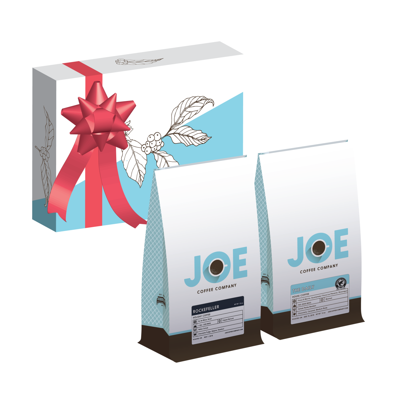 Holiday Coffee Gift Set