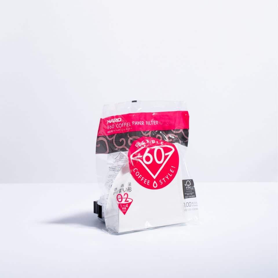 v60 filter packaging
