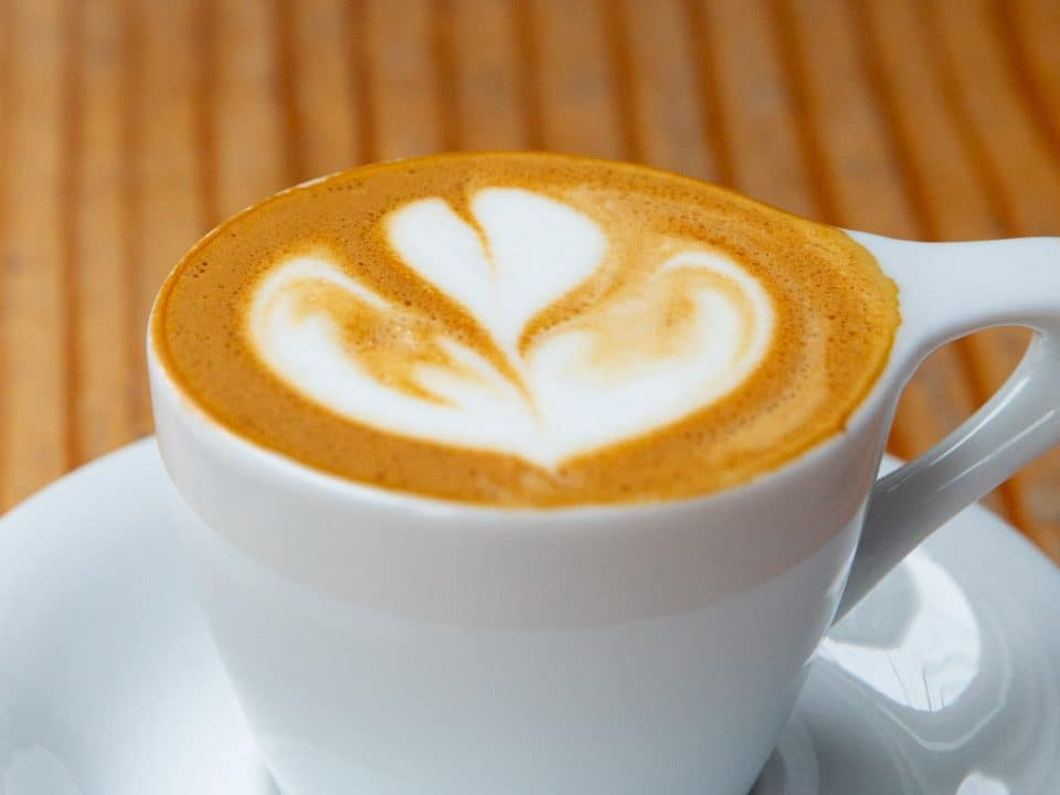 latte art happening