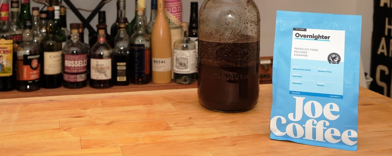 Overnighter Cold Brew