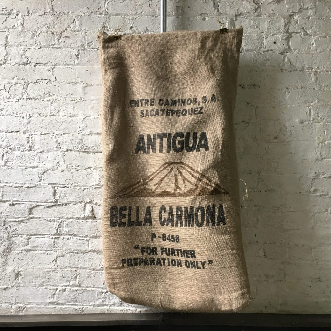 Bella Carmona Jute Bag
