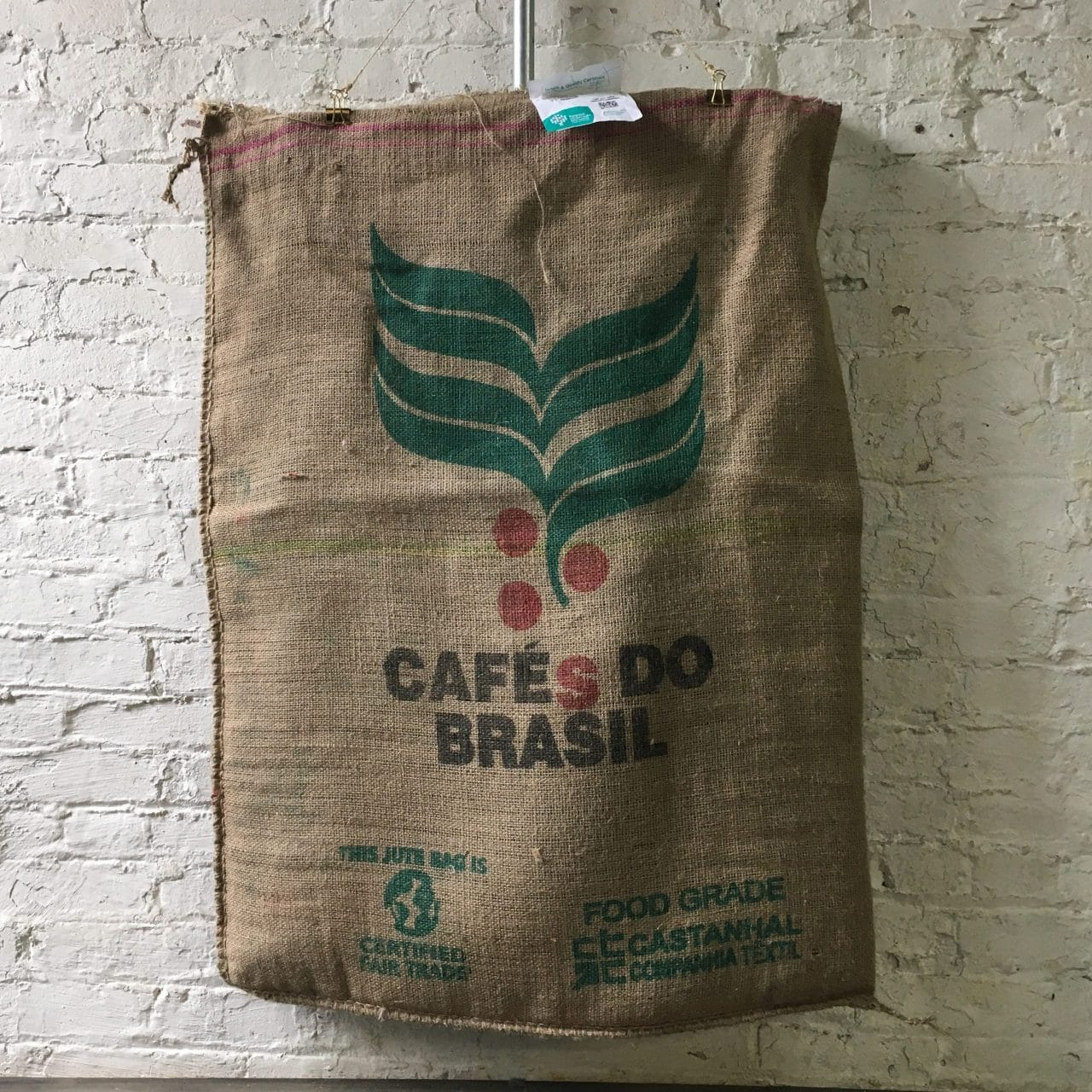 Oberon jute bag