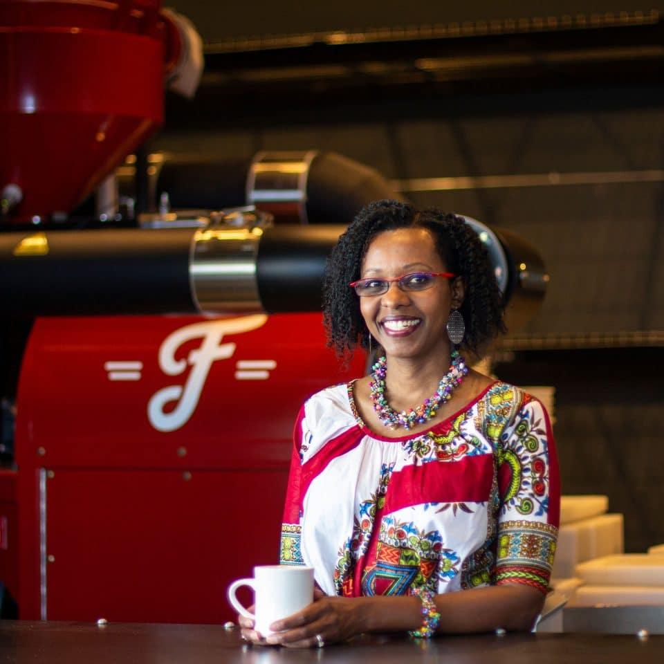 Jeanine of JNP Coffee