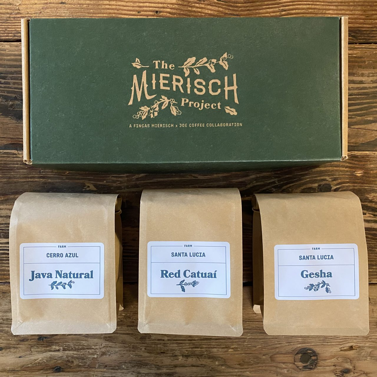 The Mierisch Project Box Set