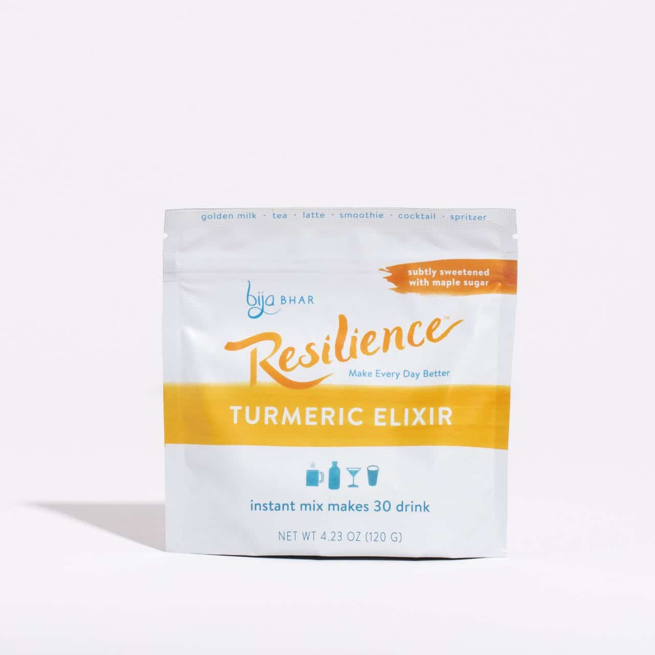 Resilience Turmeric Elixir 30 serving pouch