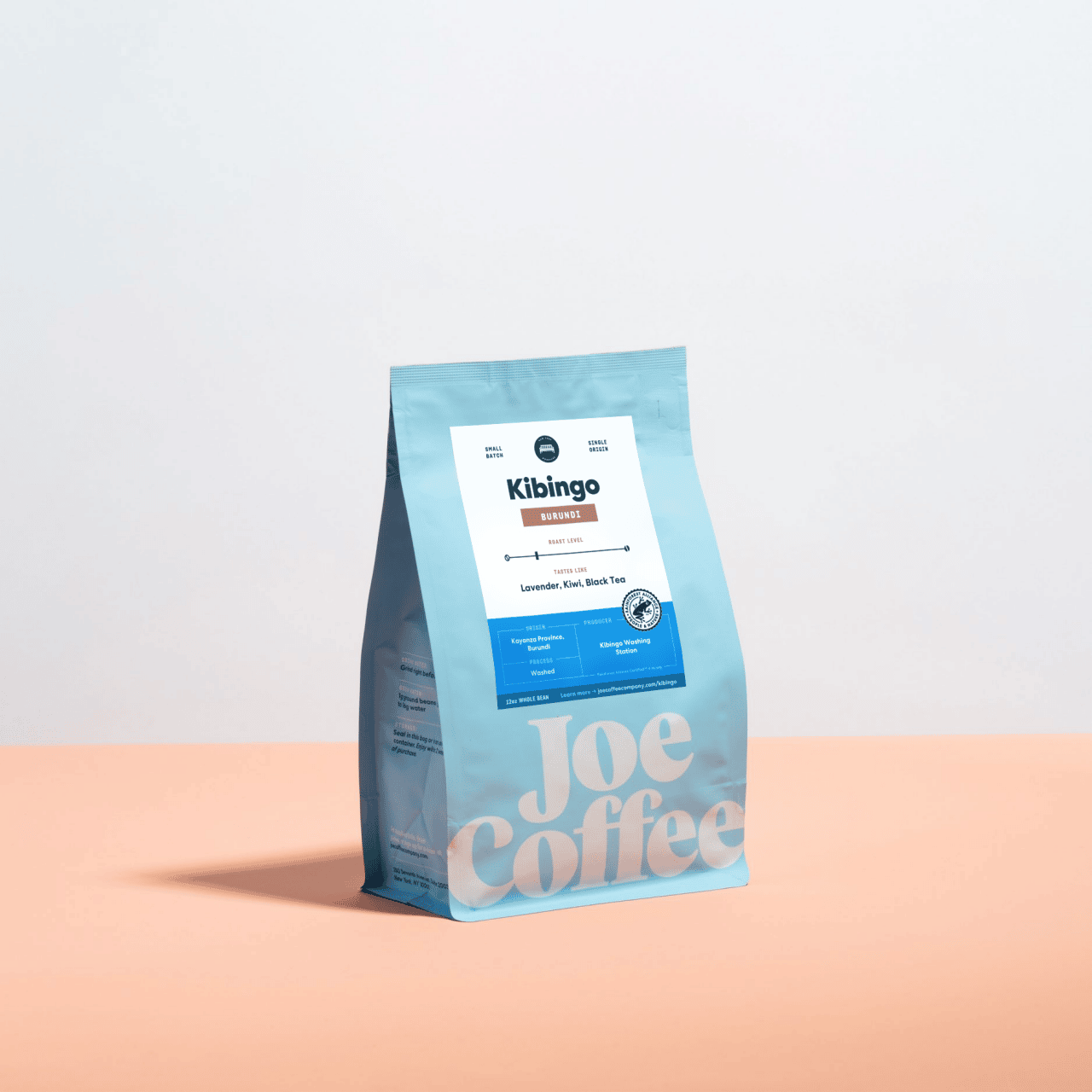 12oz bag of Burundi Kibingo