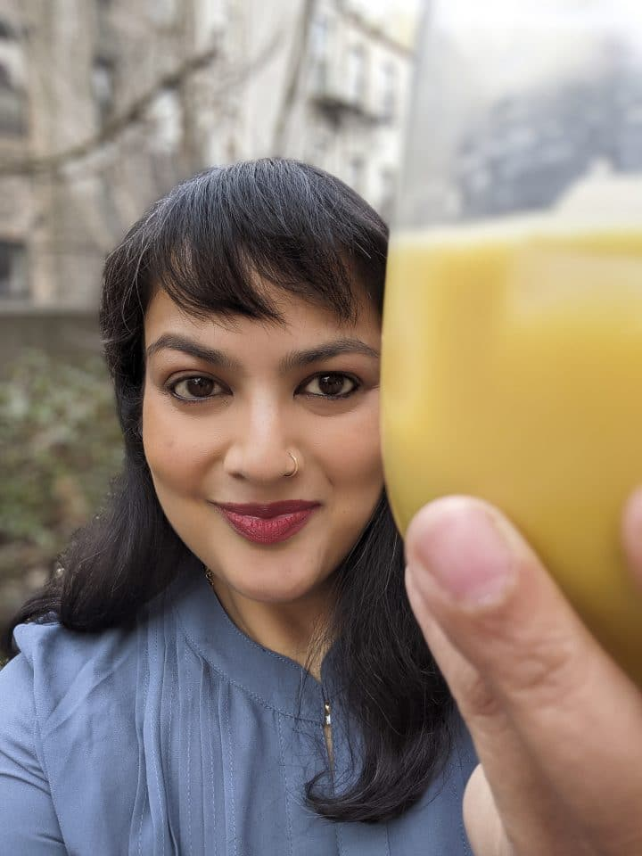 Anjali Bhargava, Resilience Turmeric Elixir