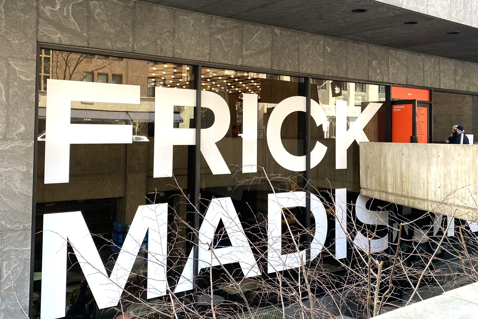 Frick Madison exterior