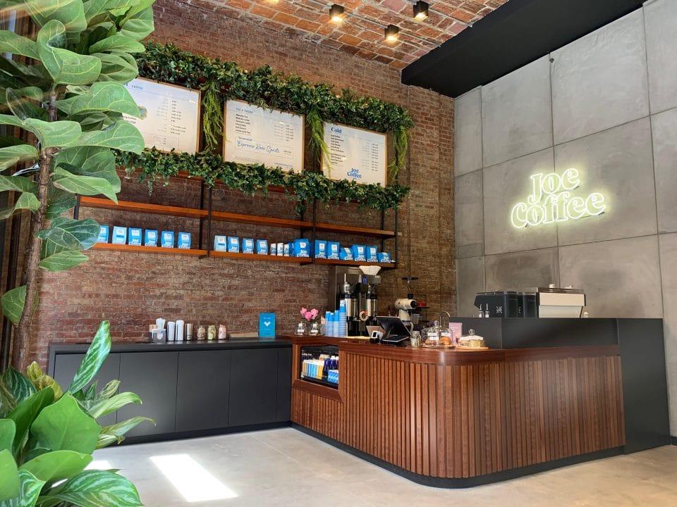 Joe Coffee at 166 Crosby Street